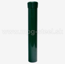 Stĺpik PVC RAL6005 - Ø 38mm (ks)
